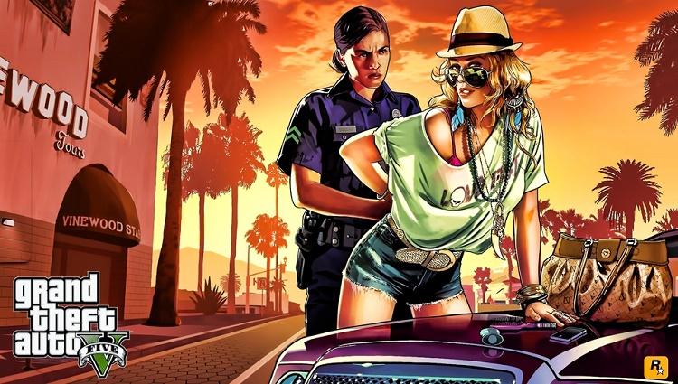 "Game Bom Tấn Grand Theft Auto V – GTA 5 Hội tụ ""tinh hoa"""