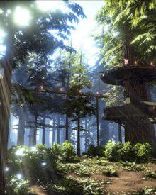 Ark: Survival Evolved Game Sinh Tồn Lôi Cuốn