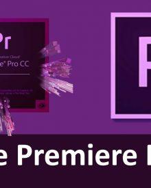 Phiên bản biên tập video mới nhất từ Adobe