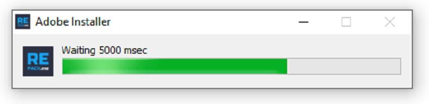Cài đặt Adobe illustrator CC 2020 hoàn tất