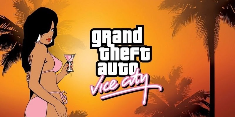 Cover của game GTA Vice City