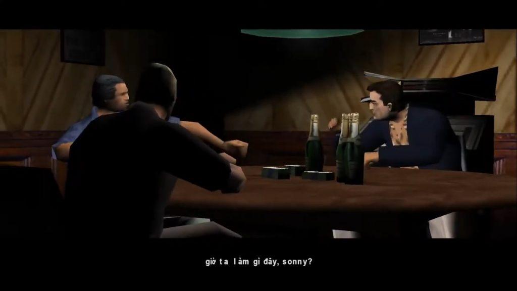 GTA Vice City hoàn toàn đã được Việt hóa
